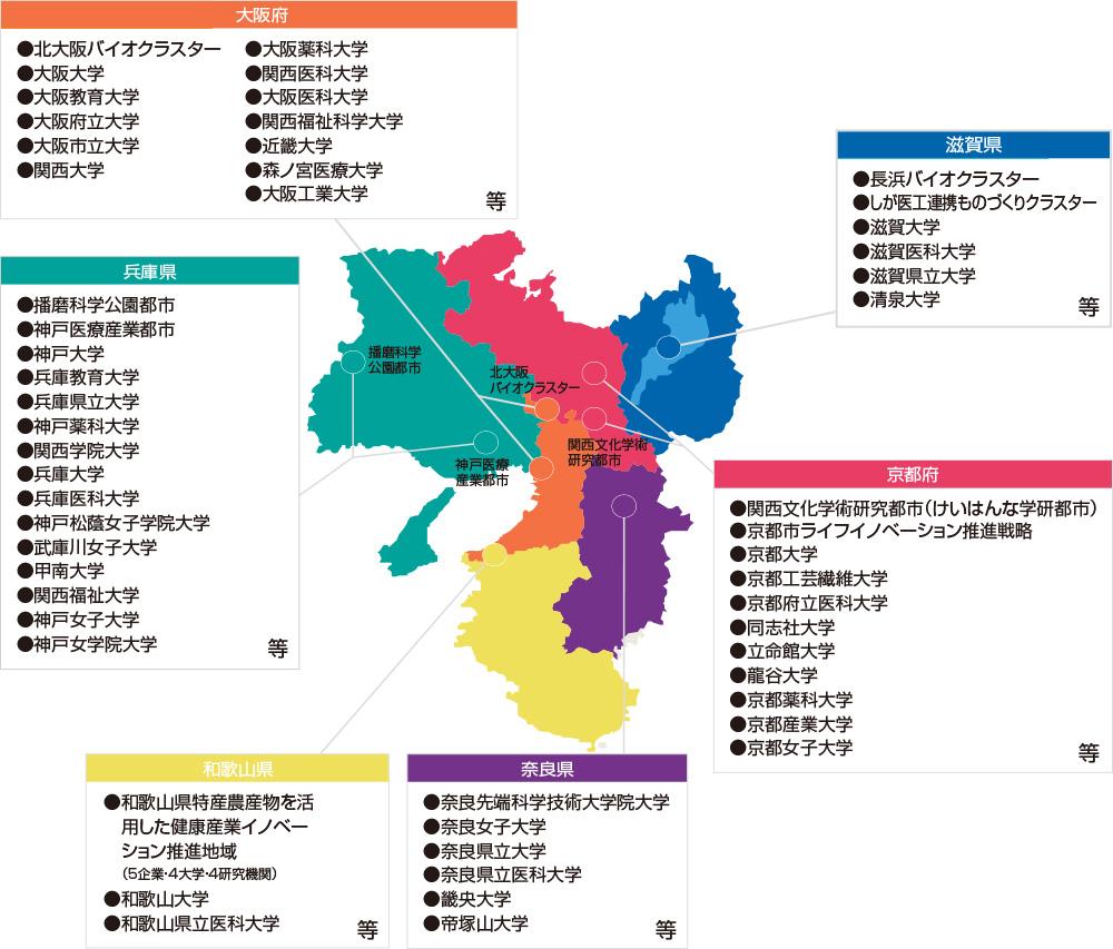 大学 クラスター 阪南